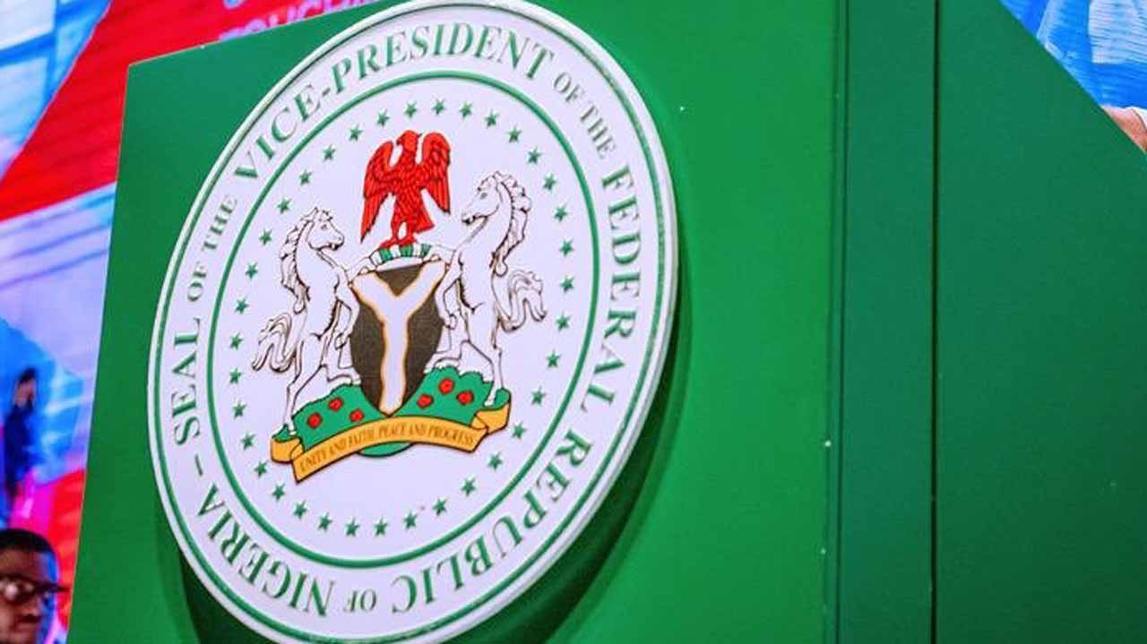 Seal of the President of Nigeria