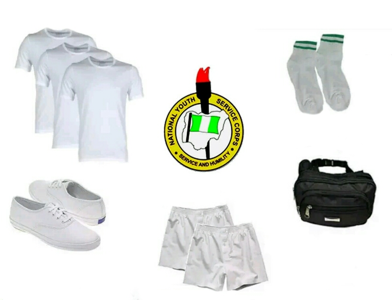 46 Things to Buy For NYSC Camp