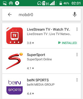 watch dstv free on android