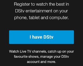 stream dstv free on android