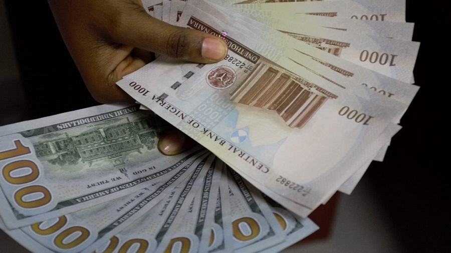 How much is Dollar to Naira Today