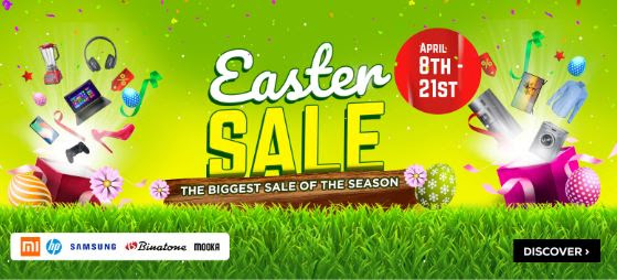 Jumia Offers 80% Discount to Promote Easter Shopping