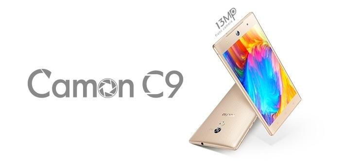 Tecno Camon C9 Price in Nigeria, Specs Review