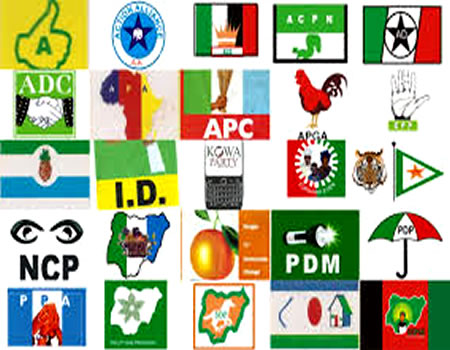 90+ List of All Political Parties in Nigeria