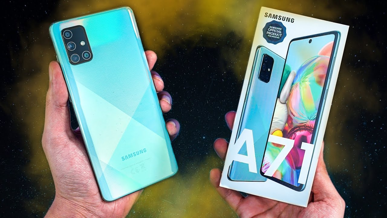 Samsung Galaxy A71 Price in Nigeria; Full Specs, Design, Review, Buying Guide And Where To Buy