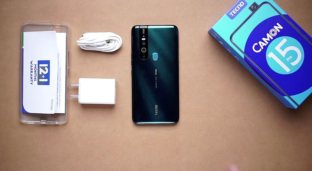 Tecno Camon 15 Pro Price In Nigeria; Full Specs, Design, Review, Buying Guide and Where To Buy