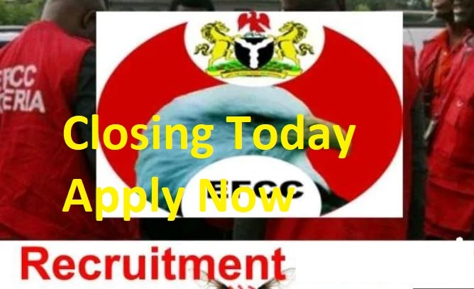 EFCC Recruitment 2021: Application Form Portal, Requirements and Guide