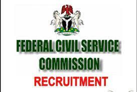 FCSC Recruitment 2021/2022 Application Form Portal - www.fedcivilservice.gov.ng