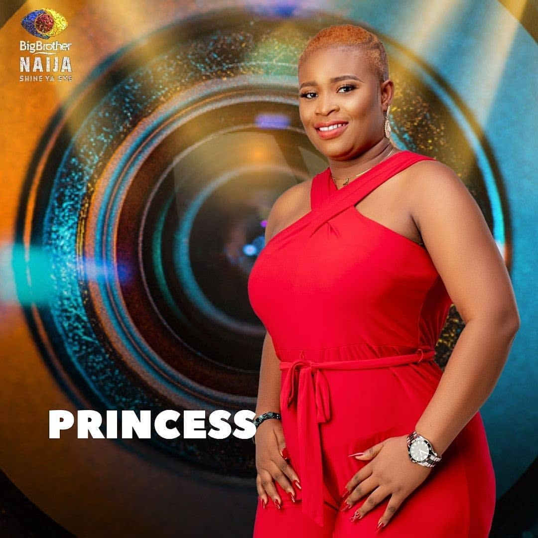 Princess Big Brother Naija 2021 Profile, Biography, Age, Education