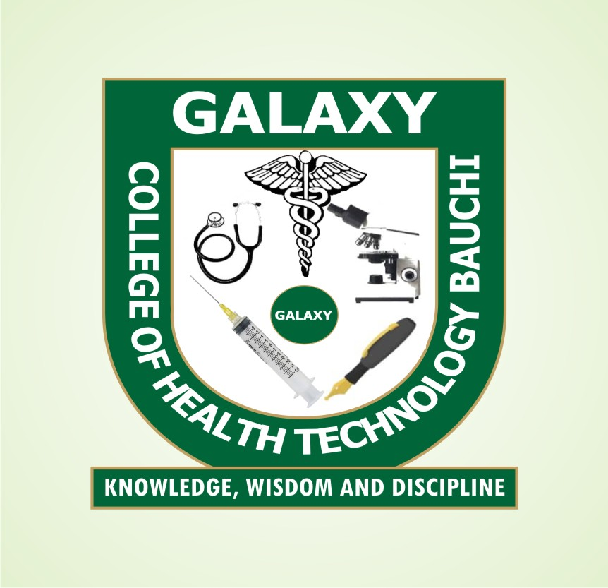Galaxy College of Health Admission Form