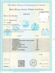 How to get WAEC Certificate online