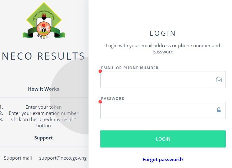 NECO Result 2021 is Out | result.neco.gov.ng NECO Result Checker Portal | How to Check NECO Result 2021/2022 Online