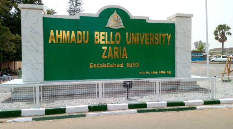 ABU School of Basic and Remedial Studies Admission form