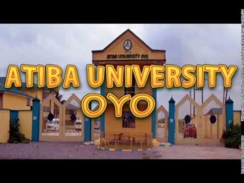 Atiba University School Fees Schedule