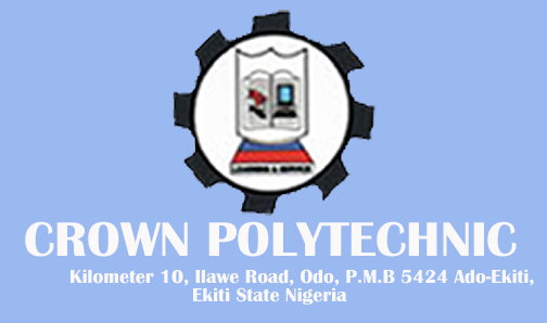 Crown Polytechnic Admission Forms