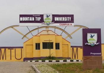Mountain Top University Academic Calendar