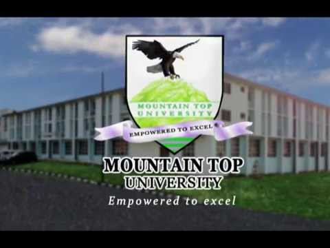 Mountain Top University Post-UTME Form: Cut off Marks, Requirements