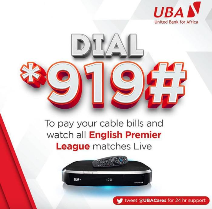 UBA Transfer Code 2021 Use *919# to Transfer Money Now