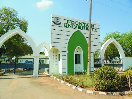 Fountain University NBAIS Admission Form