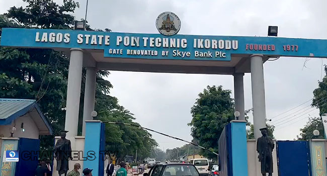 LASPOTECH Post-UTME Form: Cut-off Mark, Requirements