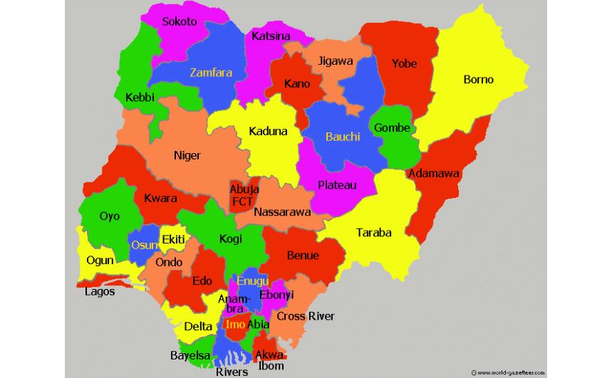 Top 10 finest States in Nigeria