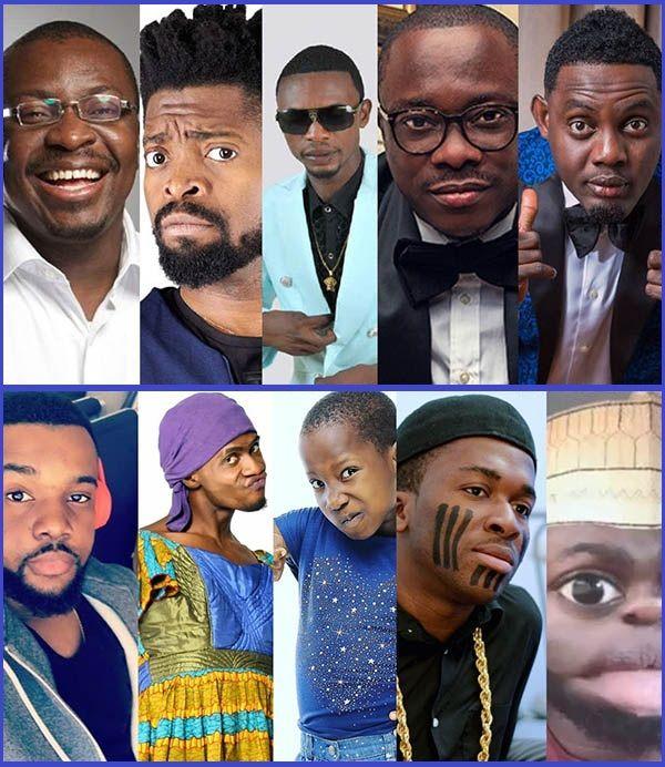 Top 15 Richest Comedians in Nigeria